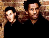 Massive Attack diluyen su profético Mezzanine en el Palacio Vistalegre de Madrid