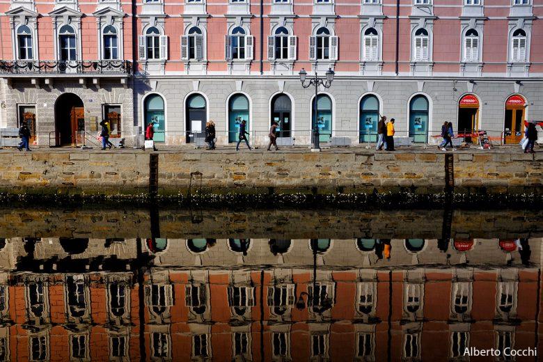 David Miklos y La vida en Trieste: historia del viajero poliédrico y circular