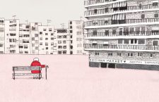 Exposición individual de la ilustradora Ana Penyas en Galería Pepita Lumier