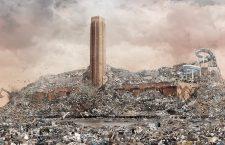 Basura, reflexión crítica de Ángel Pantoja sobre una sociedadenferma