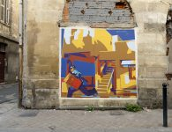 PAREES tercera edición del Festival de Intervención Mural de Oviedo