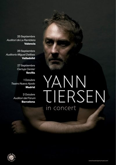 Yann Tiersen poster19 A