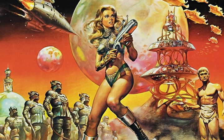 Barbarella, la venus del espacio | cine
