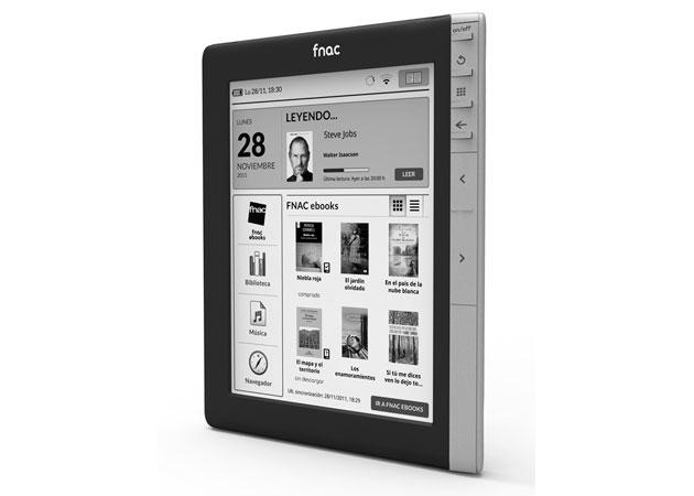 La Fnac también apuesta por el ebook | tecnología