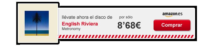 Comprar disco Metronomy en Amazon