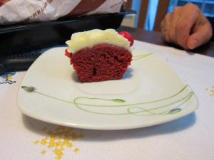 Red Velvet Cupcakes   recetas