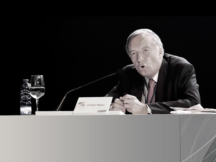 Carsten Moser: «Grecia y España no son comparables. Ni Portugal y España lo son»
