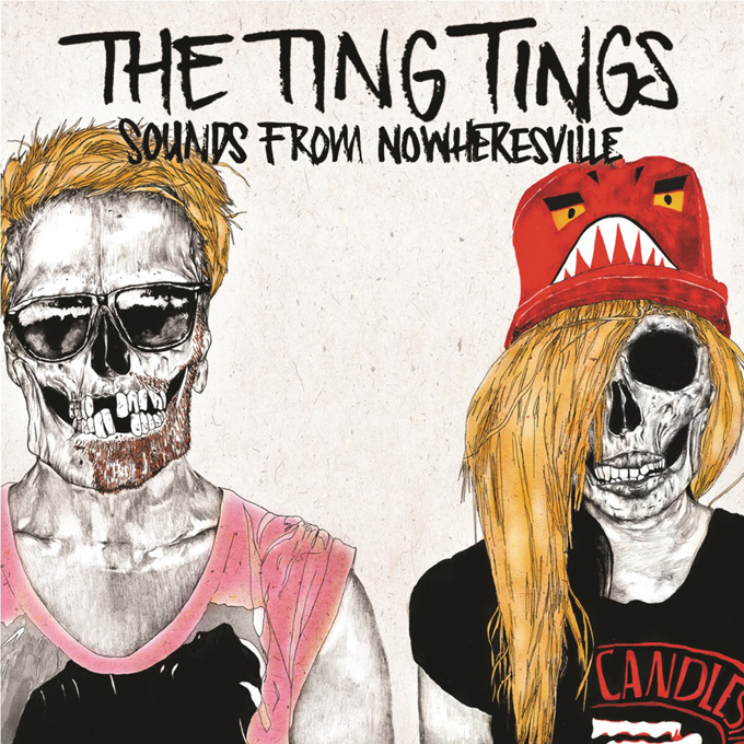 The Ting Tings – Sounds From Nowheresville | discos