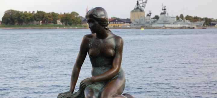 Copenhague: El sendero que lleva a la Sirenita | guías de viaje
