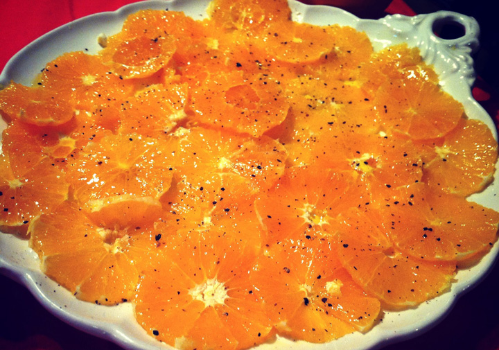 Ensalada de naranja | recetas