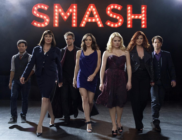 Smash, a la espera del  «showtime» | series