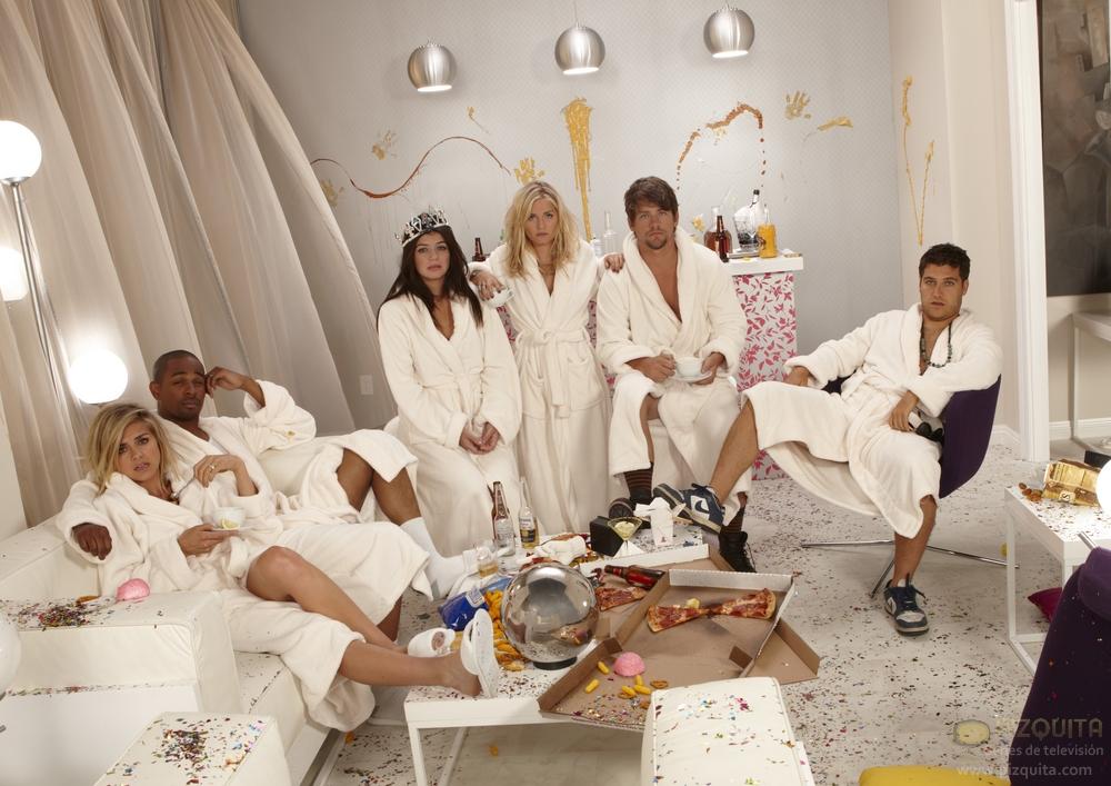 Happy Endings, una sitcom, seis amigos y escasos tópicos