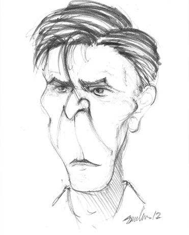 David Bowie, espíritu francés