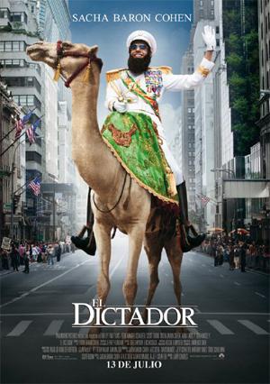 El dictador | estreno de la semana
