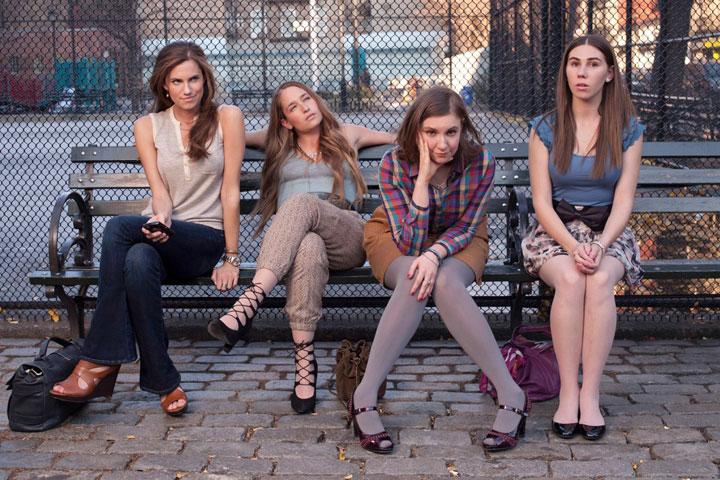 Girls, Lena Dunham es la voz de una generación | series