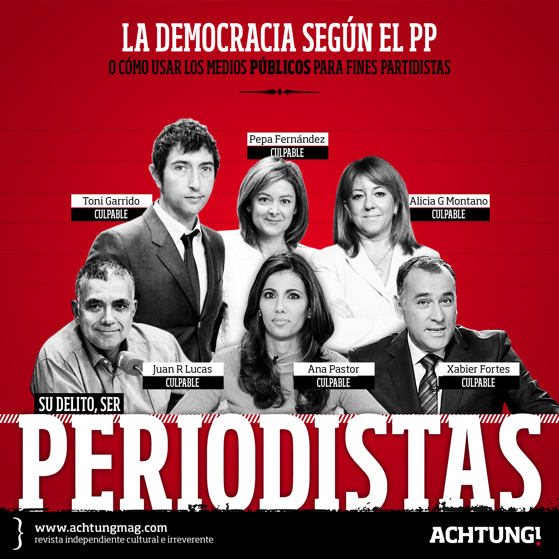 Ana Pastor y la democracia según el PP