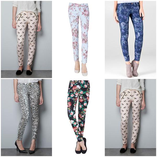 Pantalones estampados | Tendencias