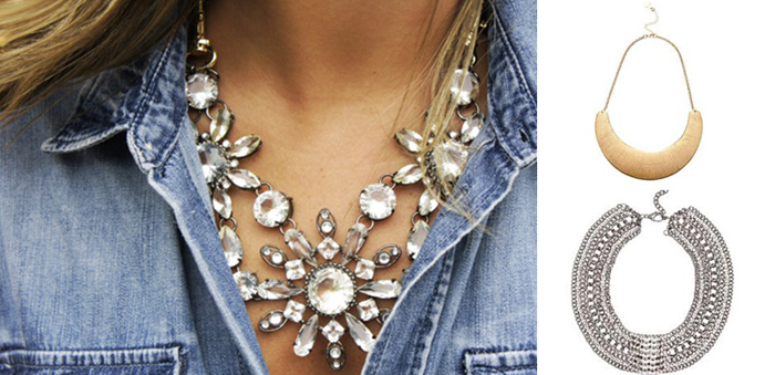 Collares Chunky | Tendencias