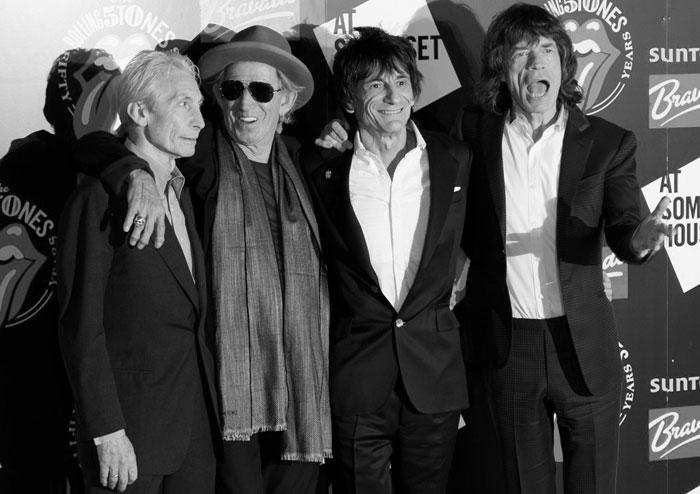 El esperado regreso de los Rolling Stones