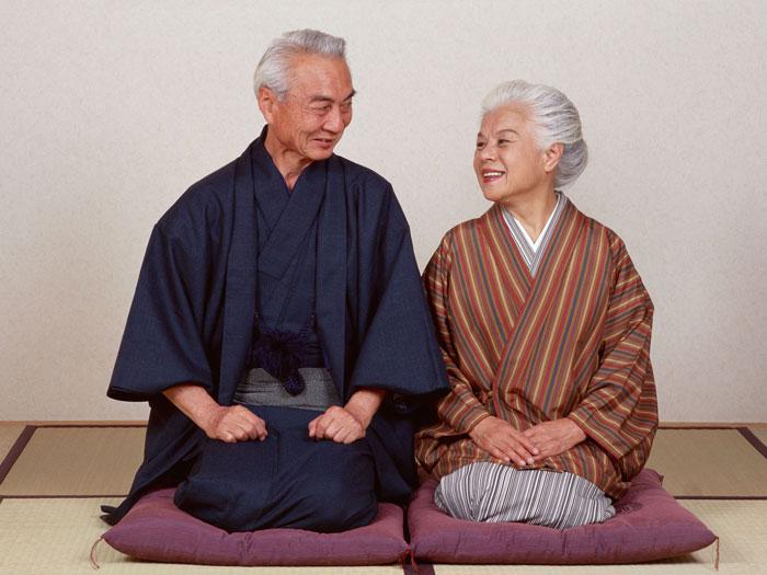 Japón es un país para viejos