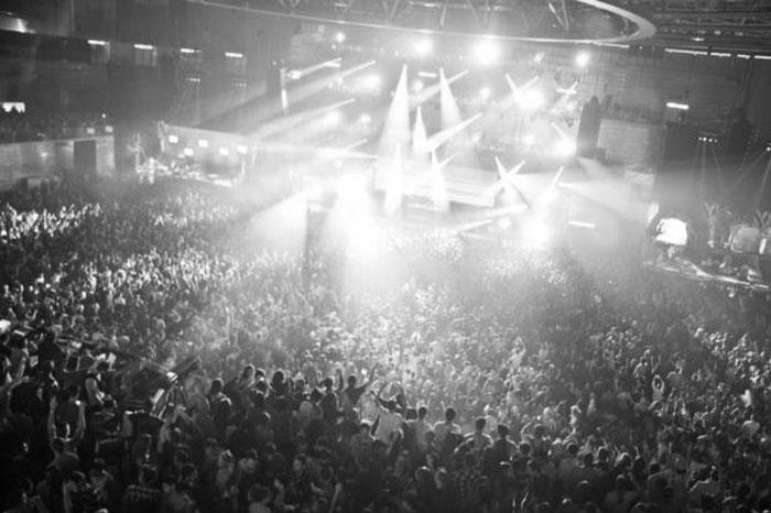 Madrid era una fiesta