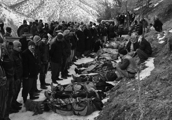 La masacre de Roboski: aniversario y legalidad