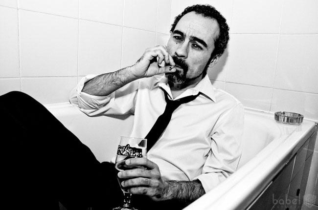 El autor de Los Cuadernos del Hafa, Pablo Cerezal