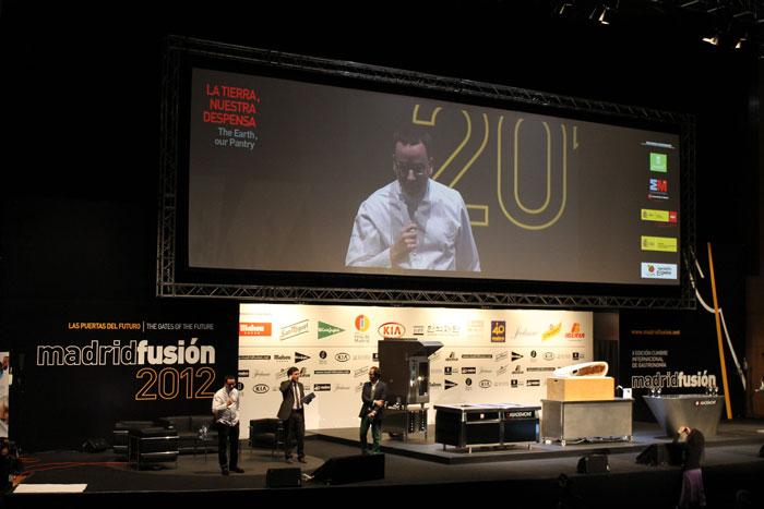 Madrid fusión. Lo que nos vamos a encontrar (I)