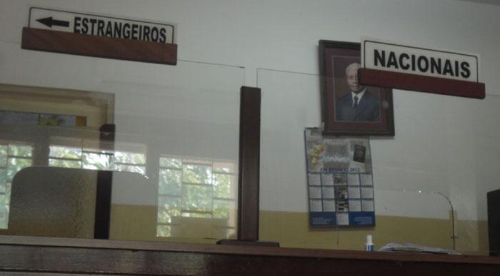 Mozambique: Confusão