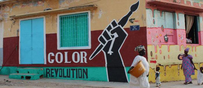 La rehabilitación de la Medina de Dakar a través del arte urbano