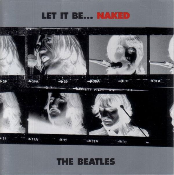 Portada del disco Let it Be