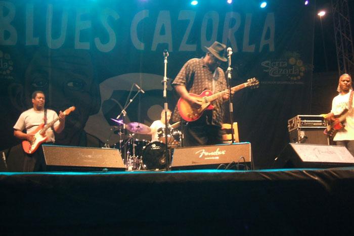Vuelve el blues a Cazorla
