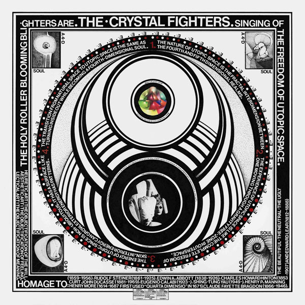 Crystal Fighters – Cave Rave