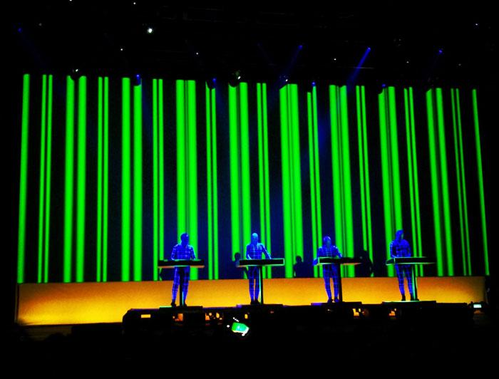 Kraftwerk Sonar