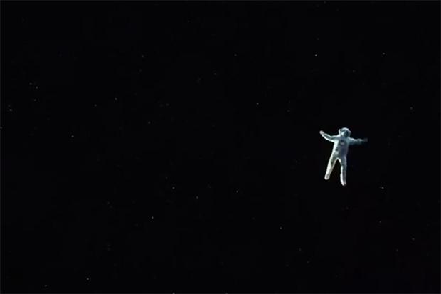 Gravity: el viaje espiritual darwinista