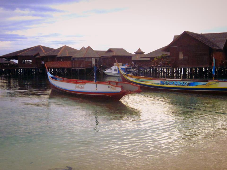 Mabul, el secreto de Borneo