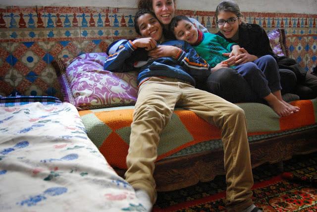 Marruecos: Al final solo tienes lo que das