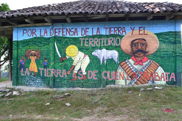 Escuela zapatista en Chiapas | Foto Centro de Derechos Humanos Fray Bartolomé de Las Casas