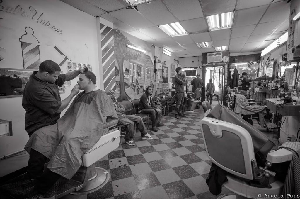 Una vida en la barbería