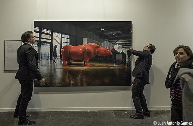 Artistas, mercado, público y arte contemporáneo