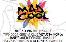 Mad Cool Festival – Programación del sexto escenario