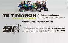 Querella 15M: Hazte Fiscal contra directivos de Caja Madrid