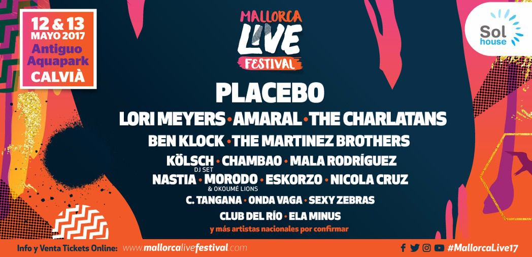 Razones por las que asistir al Mallorca Live Festival