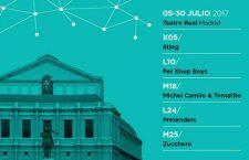 El Teatro Real de Madrid celebra su 200 cumpleaños con la tercera edición del Universal Music Festival