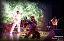 Salif Keita, La Voz de Oro de África, en Espacio Box