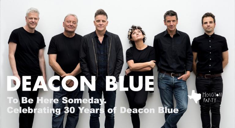 Deacon Blue celebrarán sus 30 años de carrera en Barcelona, Madrid y Valencia