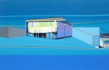 Arquitecturas del Mañana exposición online de Ana Pais Oliveira en Galería BAT Alberto Cornejo