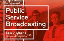 Nueva gira española de Public Service Broadcasting por Barcelona, Sevilla, Madrid y Valencia