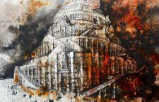 De revelaciones a encrucijadas, exposición de Gustavo Díaz Sosa en Galería BAT Alberto Cornejo