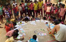 #SomosKanva proyecto de arte y solidaridad con (Kanva), Shanga India y Un Plato de Comida